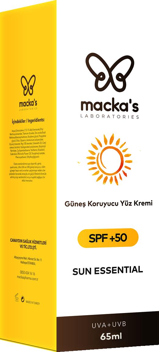 SUN ESSENTIAL 65 ml
