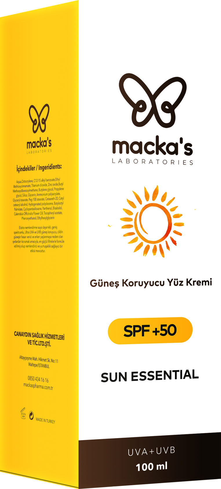 SUN ESSENTIAL 100 ml