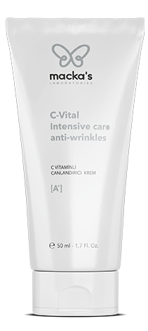C VITAL INTENSIVE CARE ANTI - WRINKLES